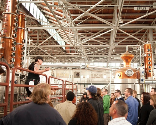 Top 10 Most Talked About Distillery Tours | AmericanProfile.com