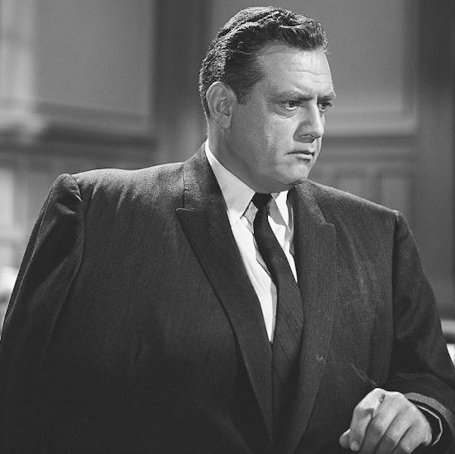 Image result for raymond burr""