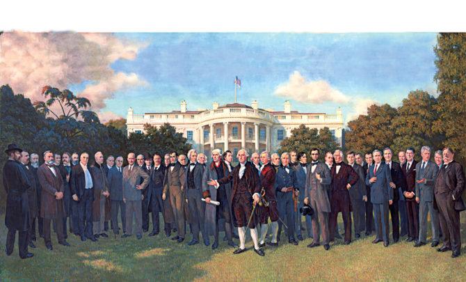 presidents-white-house