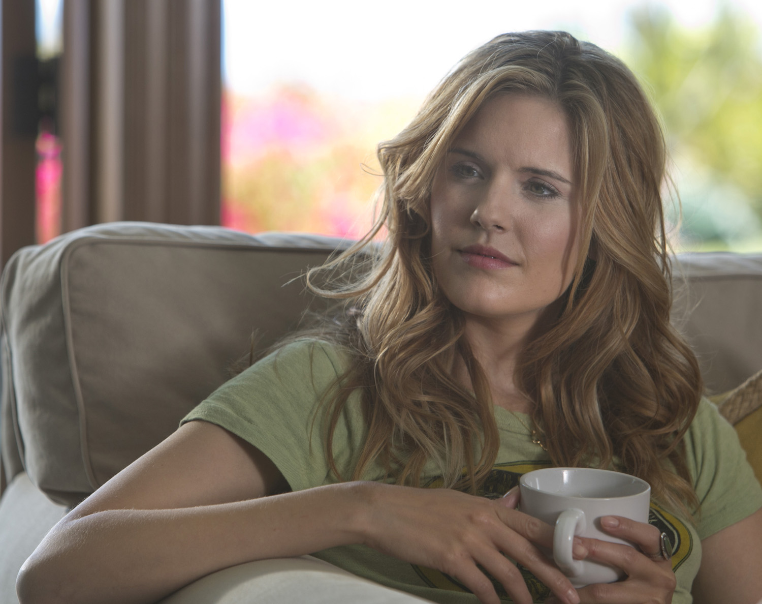 Maggie Grace after Lost - American Profile