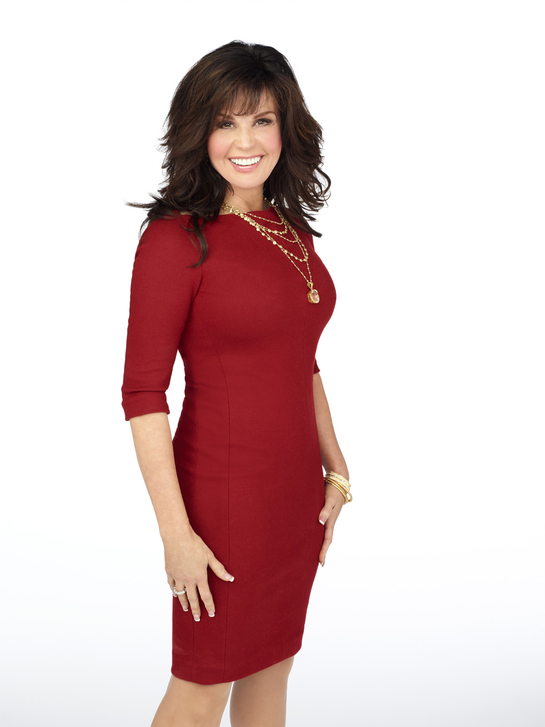 Entertainer Marie Osmond American Profile