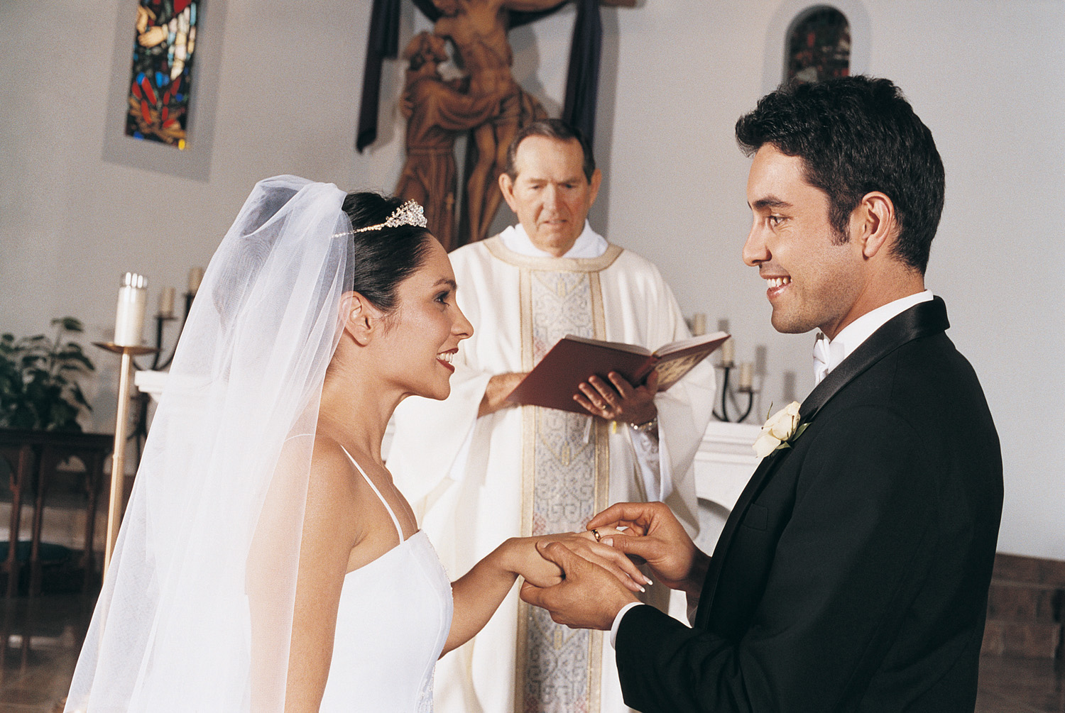 Matrimonio In Latino : Wedding vows american profile