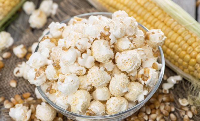 Popcorn: A 'Pop'ular American Snack